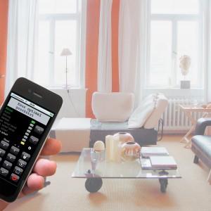 Telenot Smartphone Anwendung