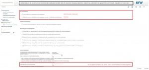 KfW Förderantrag Seite 6