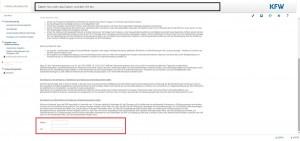 KfW Förderantrag Seite 8